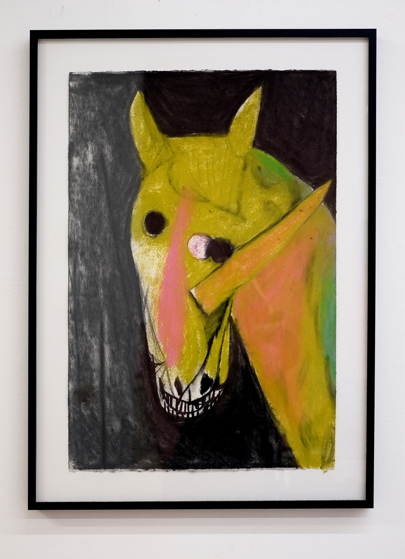 RL_Untitled#5_68x50cm_Pastel_and_Charcoal_on_paper_framed_2018_Alice_Gallery_1600